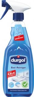 Durgol Bad-Reiniger, Pumpe