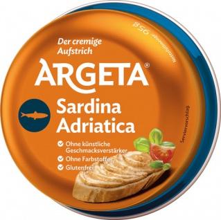 Argeta Sardina Adriatica, Aufstrich, glutenfrei
