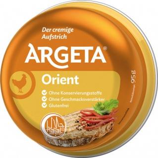 Argeta Huhn HALAL ORIENT, Aufstrich, glutenfrei