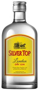 Bols Silver Top London Dry Gin, 37, 5 % Vol.Alk.