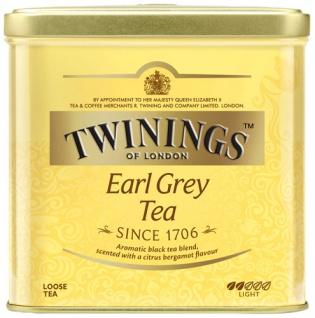 Twinings Earl Grey, Schwarztee, lose