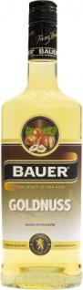 Bauer Goldnuss Haselnuss-Likör, 20 % Vol.Alk.
