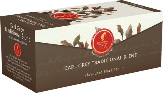 Julius Meinl Earl Grey Traditional Blend, Schwarztee, Teebeutel im Kuvert, 2. Entnahmefach/displayt