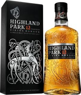Highland Park Single Malt Scotch Whisky 12 Years, 40 % Vol.Alk., Schottland, im Geschenkkarton