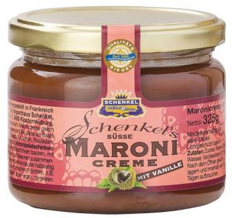 Schenkel Maroni-Creme süß, mit Vanille