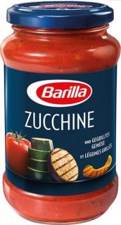 Barilla Sugo Zucchine und gegrilltes Gemüse