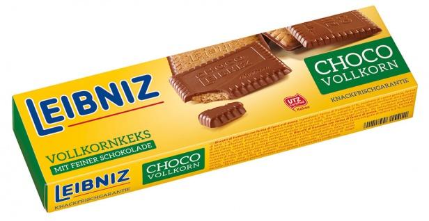 Leibniz Bahlsen Choco Vollkorn UTZ