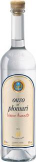 Ouzo of Plomari Isidozos Azvanitis, Griechische Anis-Spirituose, 40 % Vol.Alk.