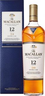 Macallan Highland Single Malt Scotch Whisky 12 Years Double Cask, 40 % Vol.Alk., Schottland