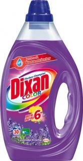 Dixan Color Gel Flecken-Champion Lavendel Frische, flüssig 30 WG