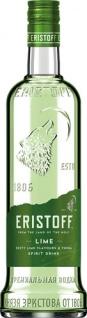 Eristoff Lime Zesty Lime Flavours & Vodka Spirit Drink, 18 % Vol.Alk.