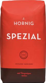 J. Hornig Spezial, Ganze Bohne