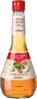 Mautner Markhof Feine Auswahl Apfelessig Walnuss