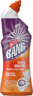 Cillit BANG WC Kraftgel Kalk & Urinstein 15x Power Actions