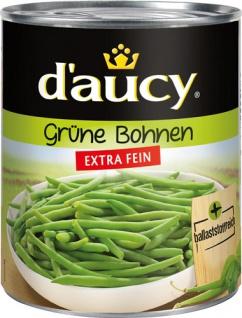 d'aucy Grüne Bohnen extra fein