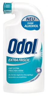 Odol Extra Frisch, Mundwasser