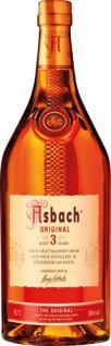 Asbach Original 3 Jahre, Branntwein, 38 % Vol.Alk.