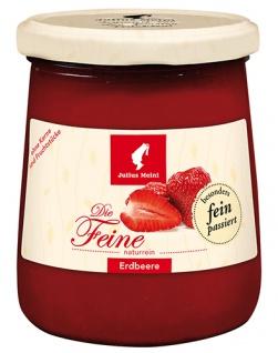 Julius Meinl Die Feine Erdbeere, Marmelade naturrein, besonders fein passiert