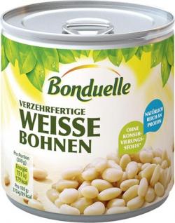 Bonduelle Weiße Bohnen, verzehrfertig