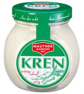 Mautner Markhof Kren würzig-scharf