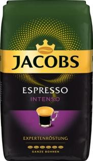 Jacobs Espresso Intenso, Ganze Bohne