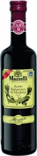 Mazzetti Aceto Balsamico di Modena IGP 1 Blatt, Weinessig-Spezialität