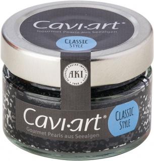 AKI Cavi:art Classic Style, Kaviar-Ersatz aus Seealgen