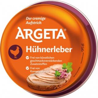 Argeta Hühnerleber, Aufstrich