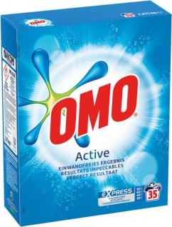 Omo Active Universal, Pulver 35 WG