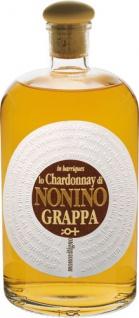 Nonino Grappa Monovitigno Lo Chardonnay in Barriques, 41 % Vol.Alk.