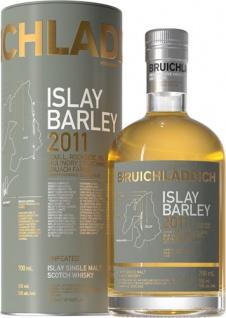 Bruichladdich Islay Barley Rockside Farm Single Malt Scotch Whisky, 50 % Vol.Alk., Schottland, in G