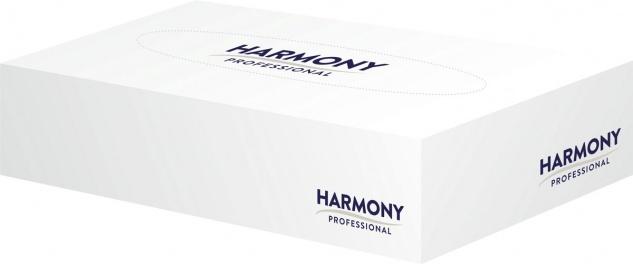 Harmony Professional Kosmetiktücher-Box, 2-lagig