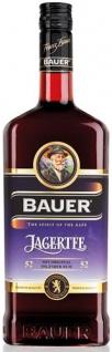 Bauer Jagertee mit Original Inländer Rum, 1:5 Konzentrat, 52 % Vol.Alk.