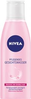 Nivea Pflegendes Gesichtswasser, für trockene und sensible Haut