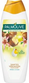 Palmolive Naturals Sanftes Vergnügen, mit Macadamia, Cremebad