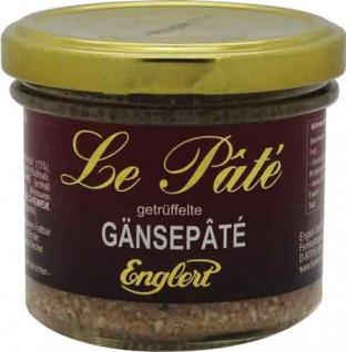 Englert Le Paté Getrüffelte Gänsepaté