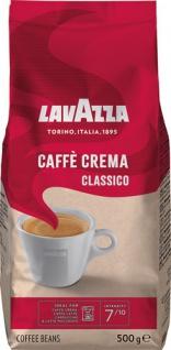 Lavazza Caffè Crema Classico, Ganze Bohne