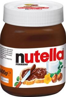 Ferrero Nutella, Nuss-Nugat-Creme