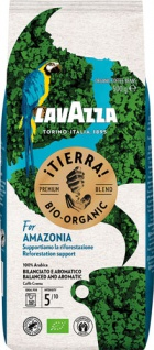 Lavazza ¡Tierra! Organic For Amazonia, Bio-Kaffee, Ganze Bohne
