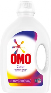 Omo Color, flüssig 35 WG