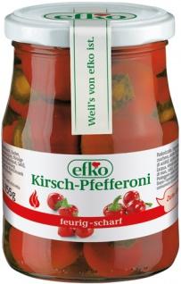 Efko Kirsch-Pfefferoni, feurig-scharf