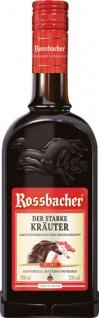 Rossbacher Der Starke Kräuter, 32 % Vol.Alk.