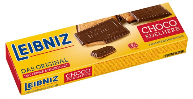 Leibniz Bahlsen Choco Edelherb UTZ