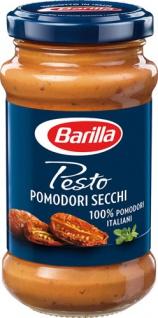 Barilla Pesto Pomodori Secchi