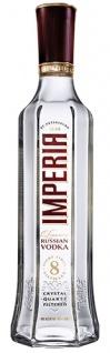 Imperia Luxury Russian Vodka, 8 times distilled, 40 % Vol. Alk., Russland