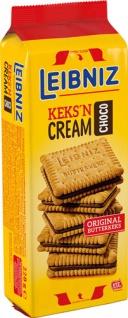 Leibniz Bahlsen Keks 'n Cream Choco UTZ