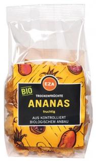 EZA Bio Ananas fruchtig, getrocknet