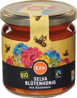 EZA Fairtrade Bio Selva Blütenhonig aus Guatemala