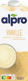 Alpro Soya Drink Vanille