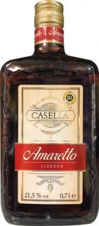 Casella Amaretto, Mandellikör, 21, 5 % Vol.Alk.